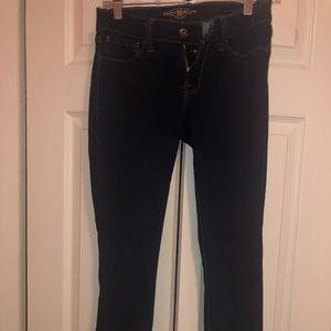 Lucky Brand Bridget Skinny Jeans